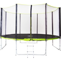 Fitness Trampoline Green 312 см - 10ft professional