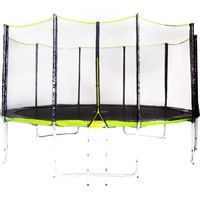 Fitness Trampoline Green 457 см - 15ft extreme