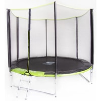 Fitness Trampoline Green 252 см - 8ft extreme Image #2