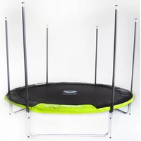Fitness Trampoline Green 252 см - 8ft extreme Image #3