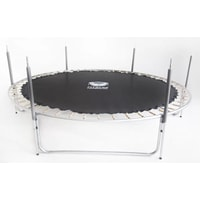 Fitness Trampoline Green 252 см - 8ft extreme Image #12