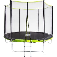 Fitness Trampoline Green 252 см - 8ft extreme