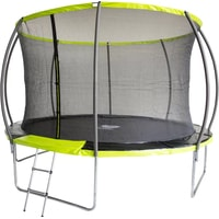 Fitness Trampoline Green 312 см - 10ft Extreme Inside Image #1