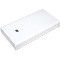 Xiaomi Mi Power Bank 2 20000mAh (белый) [PLM05ZM]