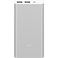 Xiaomi Mi Power Bank 2S 10000mAh (серебристый) Image #1