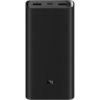 Xiaomi Mi Power Bank 3 Pro PLM07ZM 20000mAh (черный)