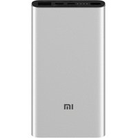 Xiaomi Mi Power Bank 3 PLM12ZM 10000mAh (серебристый)