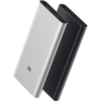 Xiaomi Mi Power Bank 3 PLM12ZM 10000mAh (серебристый) Image #4