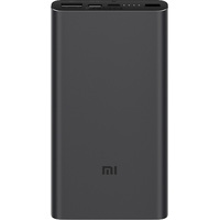 Xiaomi Mi Power Bank 3 PLM12ZM 10000mAh (черный)