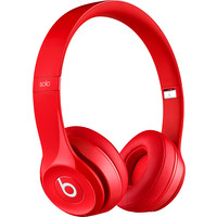 Beats Solo2 Wireless Red