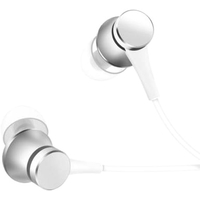 Xiaomi Mi In-Ear Headphones Basic HSEJ03JY (серебристый)