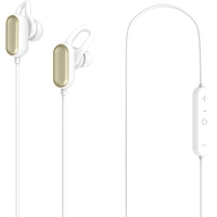 Xiaomi Mi Sports BT Headset Youth Edition YDLYEJ03LM (белый/золотистый) Image #1