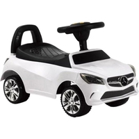 RiverToys Mercedes-Benz JY-Z01C (белый/черный) Image #1