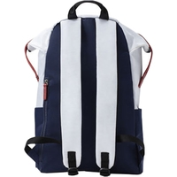 Xiaomi 90 Points Lecturer Backpack (белый/синий) Image #2
