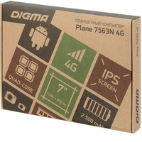 Digma Plane 7563N PS7178ML 16GB 4G (черный) Image #9