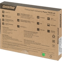 Digma Plane 7563N PS7178ML 16GB 4G (черный) Image #10