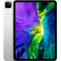 "Apple iPad Pro 11"" 2020 256GB LTE MXE52 (серебристый) Image #1"