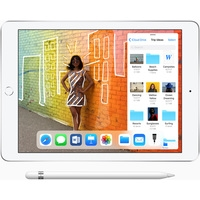Apple iPad 2018 32GB MR7G2 (серебристый) Image #4