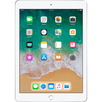 Apple iPad 2018 32GB LTE MR6P2 (серебристый) Image #1