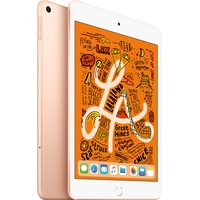 Apple iPad mini 2019 256GB LTE MUXE2 (золотой) Image #2