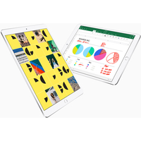 Apple iPad Pro 2017 10.5 256GB LTE MPHH2 (серебристый) Image #8