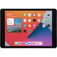 "Apple iPad 10.2"" 2020 128GB LTE MYML2 (серый космос) Image #2"