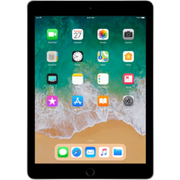 Apple iPad 2018 128GB MR7J2 (серый космос) Image #1