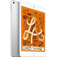 Apple iPad mini 2019 64GB LTE MUX62 (серебристый) Image #2
