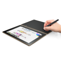 Lenovo Yoga Book YB1-X90F 64GB (черный) ZA0V0238RU Image #13