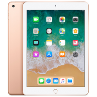 Apple iPad 2018 128GB MRJP2 (золотой) Image #4