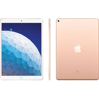 Apple iPad Air 2019 256GB LTE MV0Q2 (золотистый) Image #3