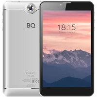 BQ-Mobile BQ-7040G Charm Plus 16GB 3G (серебристый) Image #1