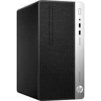 HP ProDesk 400 G6 Microtower 7PG44EA Image #3