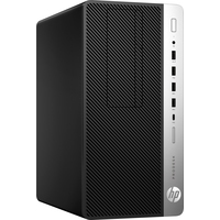 HP ProDesk 600 G5 Microtower 7AC28EA Image #1