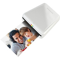 Polaroid Zip Mobile Instant Printer White [POLMP01W]