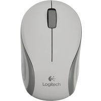 Logitech Wireless Mini Mouse M187 (белый) [910-002740]
