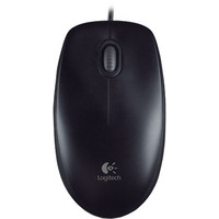 Logitech B100 Optical USB Mouse (910-003357)