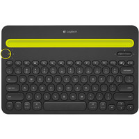 Logitech Bluetooth Multi-Device Keyboard K480 (черный)