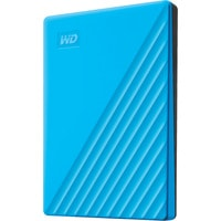 WD My Passport 2TB WDBYVG0020BBL