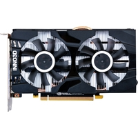 Inno3D GeForce GTX 1660 Twin X2 6GB GDDR5 N16602-06D5-1510VA15