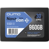 QUMO Novation 3D TLC 960GB Q3DT-960GAEN
