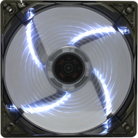 GameMax WindForce 4x White LED (120 мм) [GMX-WF12W]