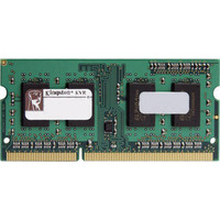 Kingston 4GB DDR3 SO-DIMM PC3-10600 (KVR13S9S8/4)