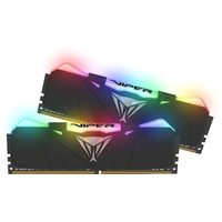 Patriot Viper RGB 2x8GB DDR4 PC4-33000 PVR416G413C9K