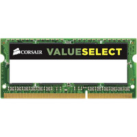 Corsair 4GB DDR3 SO-DIMM PC3-12800 (CMSO4GX3M1C1600C11)