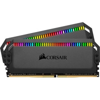 Corsair Dominator Platinum RGB 2x16GB DDR4 PC4-24000 CMT32GX4M2C3000C15