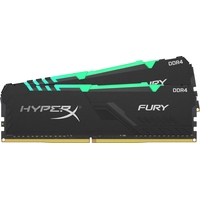 HyperX Fury RGB 2x16GB DDR4 PC4-24000 HX430C15FB3AK2/32