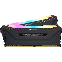 Corsair Vengeance PRO RGB 2x16GB DDR4 PC4-21300 CMW32GX4M2A2666C16