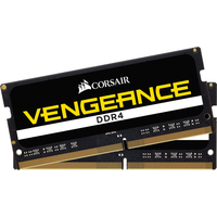 Corsair Vengeance 2x16GB DDR4 SO-DIMM PC4-21300 [CMSX32GX4M2A2666C18]