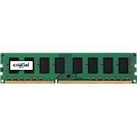 Crucial 4GB DDR3 PC3-12800 [CT51264BD160B]